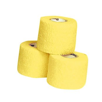 Powerflex-Aktivbandage gelb - bandage yellow
