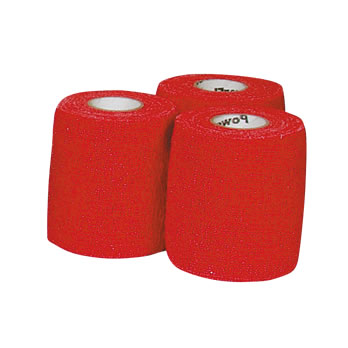 Powerflex-Aktivbandage rot - bandage red