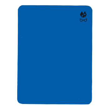 Blaue Karte - disciplinary card, blue