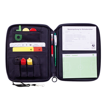 b+d Professional Schiri-Set  - Nylon Canvas