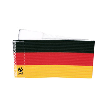 Spielführer-Klettarmbinde 'International' - Germany