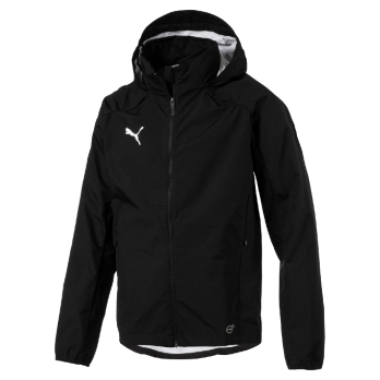 PUMA LIGA Training Regenjacke - rain jacket black/black