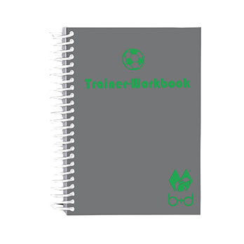 b+d Trainer-Workbook DIN A 6